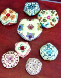Coming Soon – Decorative Pincushions