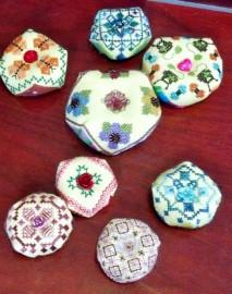Coming Soon – Decorative Pincushions