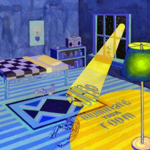 Illuminate Your Room album cover. Bueno, 2016